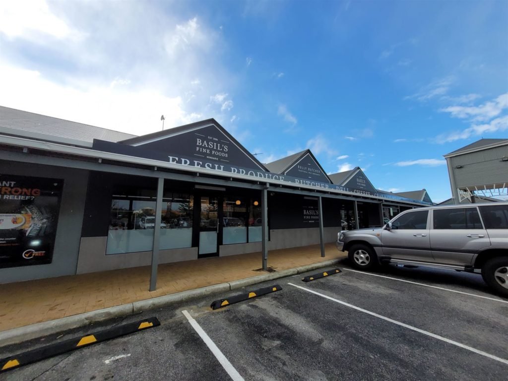 Basils at Mindarie Keys Shopping Centre