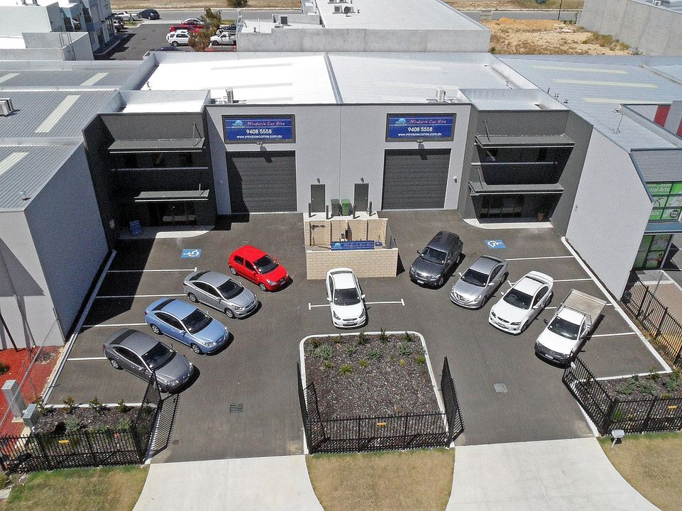 Aerial photo of Mindarie Car Hire